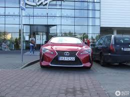 lexus of thailand lexus lc 500 28 august 2017 autogespot
