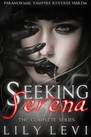 Seeking Complete Series Seeking Serena The Complete Series Books 1 5 Paranormal