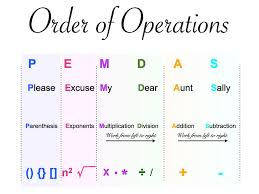 order of operations lessons tes teach