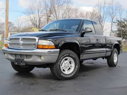dodge dakota slt 2000 dodge dakota slt 4x4 4 7l v8 only 43k sold