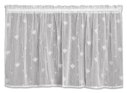 Fleur De Lis Curtains Bee Lace Curtains In Several Styles And 2 Colors
