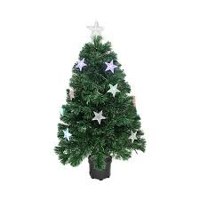 4 foot white christmas tree with colored lights shop northlight 4 ft pre lit artificial christmas tree with 24 color