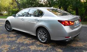 lexus gs 350 tire size road test review 2014 lexus gs350 awd is and balanced with
