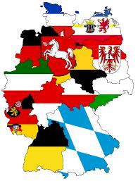West German Flag United States Flag Map By Heersander On Deviantart
