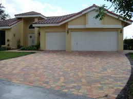 pool and patio design inc driveway gallery pompano beach fl brick paver driveway