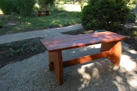 Knock Down Shooting Bench Plans Building A Bed What Joinery For The Rails General Woodworking