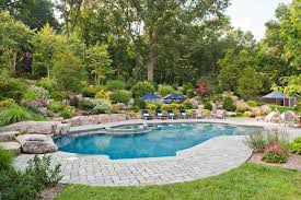 pool landscaping houzz