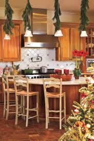 decorating ideas for a kitchen 100 fresh christmas decorating ideas southern living