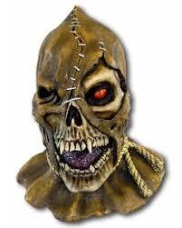 scarecrow halloween costume demon scarecrow mask horror masks horror shop com