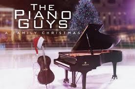 the piano guys a family contest the boston globe
