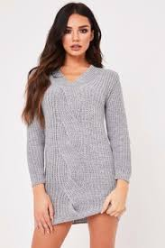 shop casual long sleeve day dresses misspap