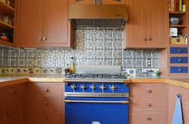 Kitchen Metal Backsplash Ideas Kitchen How To Install A Tin Tile Backsplash Tos Diy 14866788 Tin