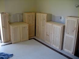 oak wood cool mint raised door unfinished kitchen cabinet doors
