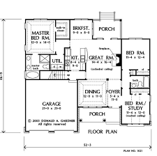 Country Cottage Floor Plans 213 Best Home Design Plans Images On Pinterest House Floor Plans