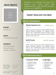 Free Resume Templates Open Office Best Resume Template Open Office Professional Resumes Sample Online