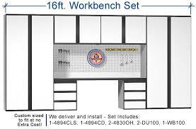 Garage Cabinet Set Garage Cabinets Sets