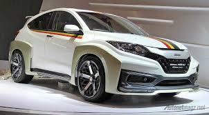 mobil honda terbaru 2015 mau honda hr v full mugen siapkan dana ekstra 53 juta rupiah