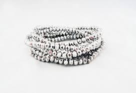 swarovski silver crystal bracelet images Swarovski silver crystal bracelets no mercy making jpg