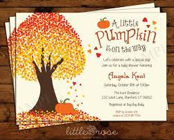 pumpkin baby shower pumpkin baby shower invitations marialonghi