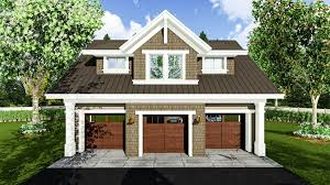 Garage With Apartment Cost by 3 Car Garage Apartment With Class 14631rk Architectural