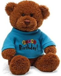 birthday bears delivered gund 4034065 you are a special teddy message bears