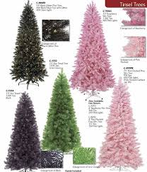artificial flocked trees