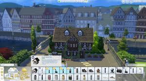 tudor home the sims 4 build tutorial how to build a tudor house sims