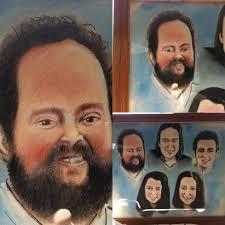 Portrait Meme - put me like got a family portrait done for our anniversary