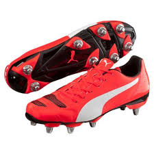 s rugby boots uk evopower 4 2 h8 size uk 8 mens rugby boots ebay