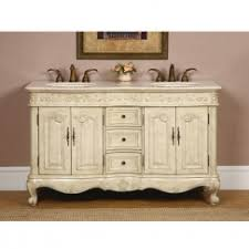 Cottage Style Bathroom Vanities by Antique White Bath Vanities And The Cottage Style Bathroom