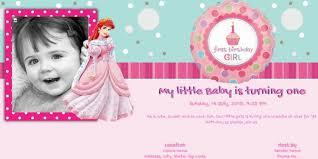 free first birthday invitations images invitation design ideas