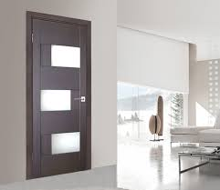 Contemporary Interior Doors Soft Light - Modern interior door designs