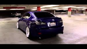 lexus is250 hellaflush stance is250 youtube