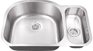Discount Stainless Steel Kitchen Sinks by Wwwiptsink M 8020 18 Gauge Euro Style Double Bowl Inexpensive