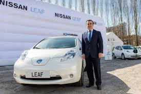 nissan leaf uk review autonomous nissan leaf to be demonstrated on uk roads auto express