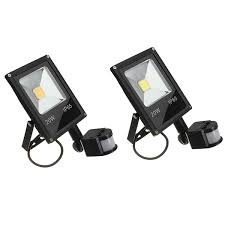outdoor security lights with motion sensor led pir motion sensor flood light outdoor security l with lights