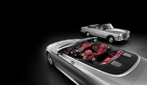 mercedes s class cabriolet the mercedes s class cabriolet of a at the