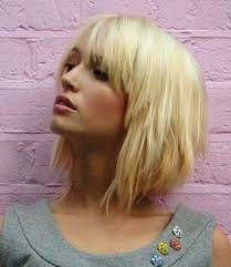 google short shaggy style hair cut full fringe shaggy haircuts for women shaggy haircuts full