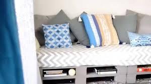 canap en palette diy un canapé en palettes