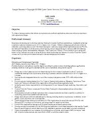 hr executive resume sample resume example hr or training resume