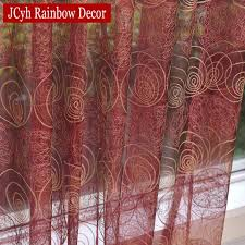 Sheer Maroon Curtains Fancy Sheer Maroon Curtains Decorating With Maroon Sheer Curtains