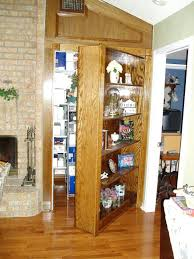 Diy Hidden Bookcase Door Secret Room Bookcase Door Hidden Door Bookshelf Plans Free Hidden