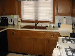 trendy cream color kitchen quartz countertops come with double extraordinary grey color