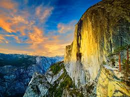 ansel adams yosemite and the range of light poster range of light fine art photo of half dome in honor of ansel adams