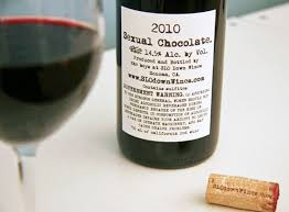 chocolate wine sexual chocolate 2010 review popsugar food