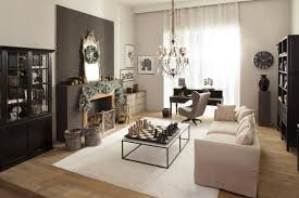 wohnzimmer weihnachtlich dekorieren kronleuchter bilder ideen couchstyle