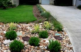 removed old mulch added fresh landscape paper and edger from lowes