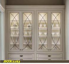 white leaded glass kitchen cabinets 1940 now cabinet door vatican