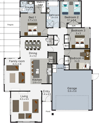 floor plan of bungalow kiwi bungalow house plans tempo from landmark homes landmark homes