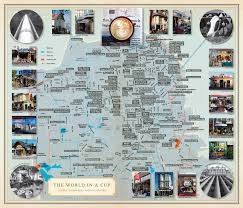 San Francisco Street Cleaning Map by Infinite City A San Francisco Atlas Rebecca Solnit